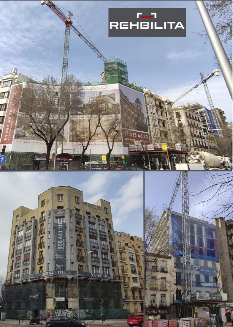 El renacer residencial de Chamberí